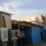 Rifugiati da Kobane a Erbil