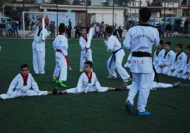 Corso Taekwondo_Erbil_Focsiv