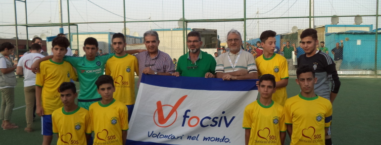 FOCSIV-Vincitrice del torneo (2)