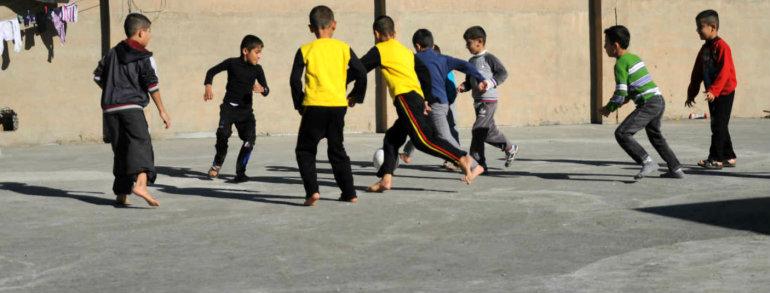 Centro Speranza_ Emergenza Kurdistan, Focsiv